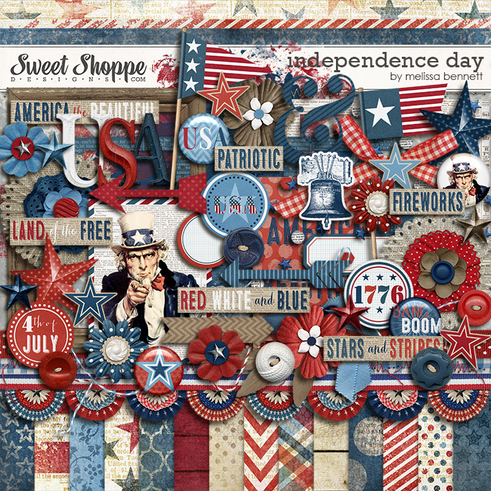 Independence Day by Melissa Bennett