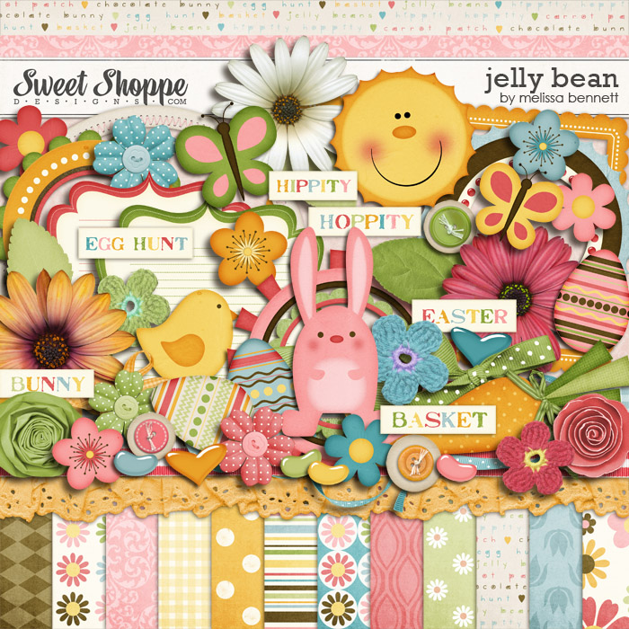 Jelly Bean by Melissa Bennett