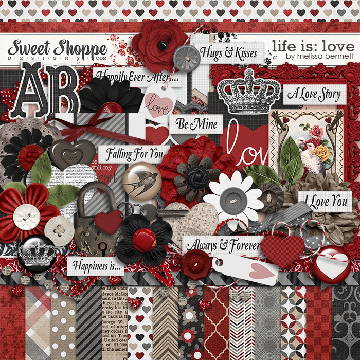 Life Is: Love by Melissa Bennett