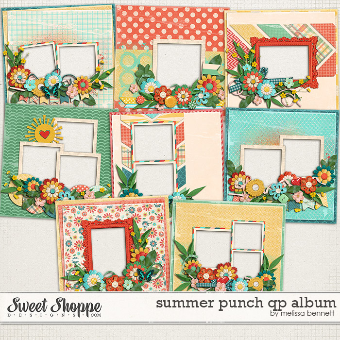 Summer Punch QP Album by Melissa Bennett