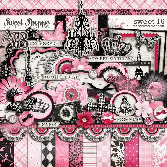 Sweet 16 by Melissa Bennett