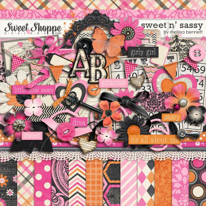Sweet n' Sassy by Melissa Bennett