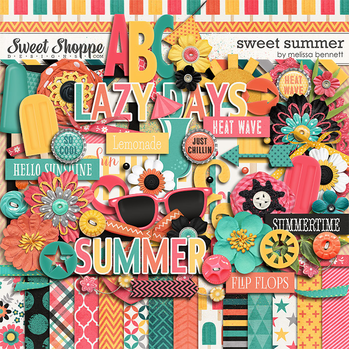 Sweet Summer by Melissa Bennett