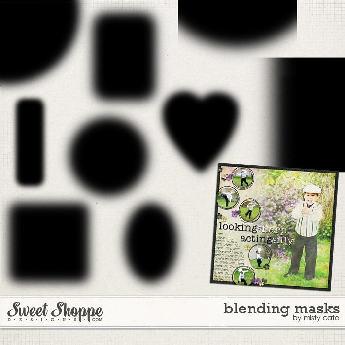 Blending Masks by Misty Cato