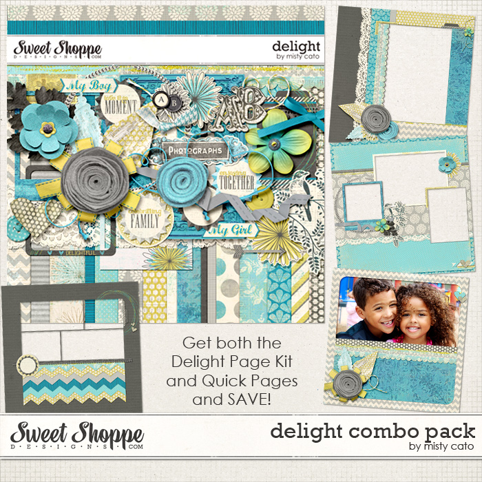 Delight Combo Pack by Misty Cato