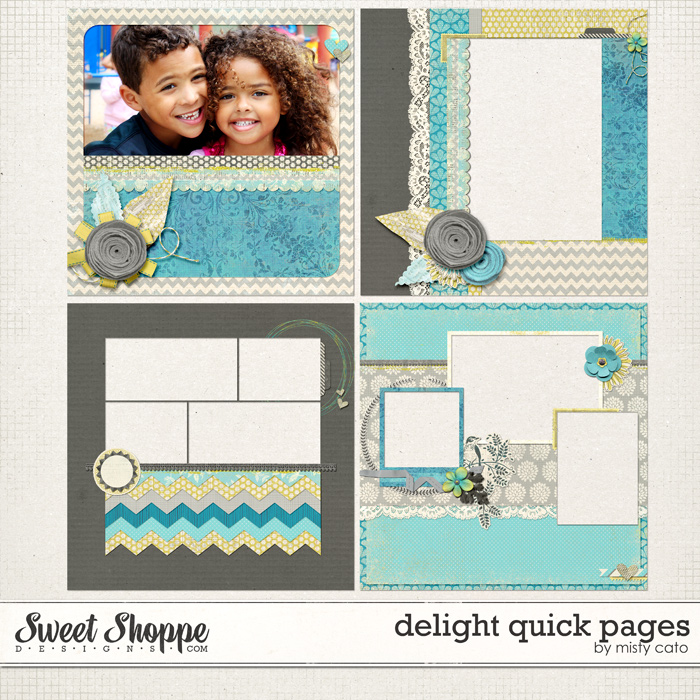 Delight Quick Pages by Misty Cato