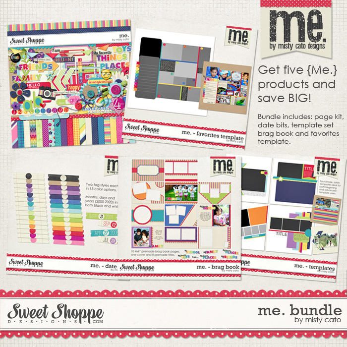 Me. Bundle by Misty Cato