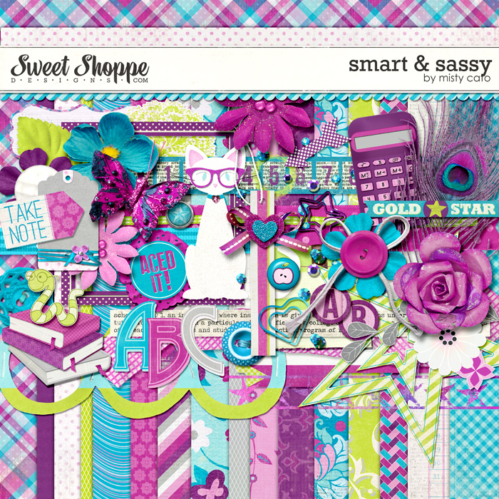 Smart & Sassy by Misty Cato