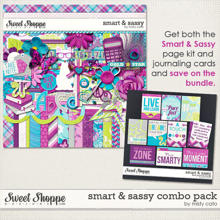 Smart & Sassy Combo Pack by Misty Cato