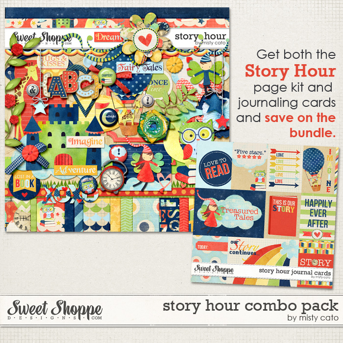 Story Hour Combo Pack by Misty Cato
