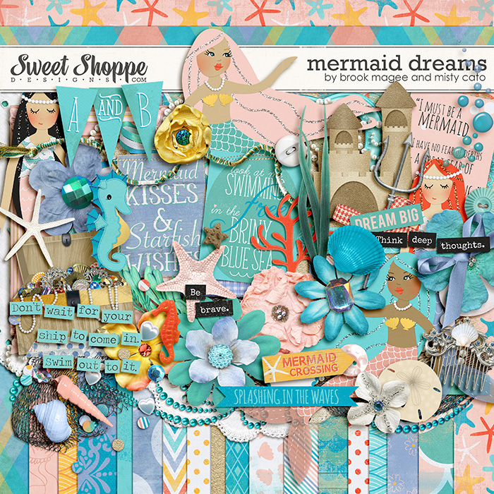 Mermaid Dreams by Brook Magee and Misty Cato