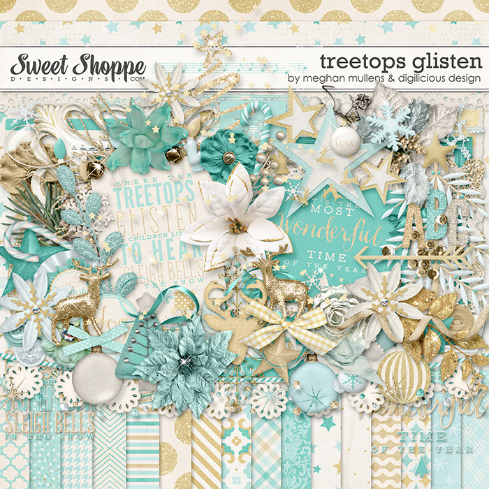 Treetops Glisten by Digilicious Designs and Meghan Mullens
