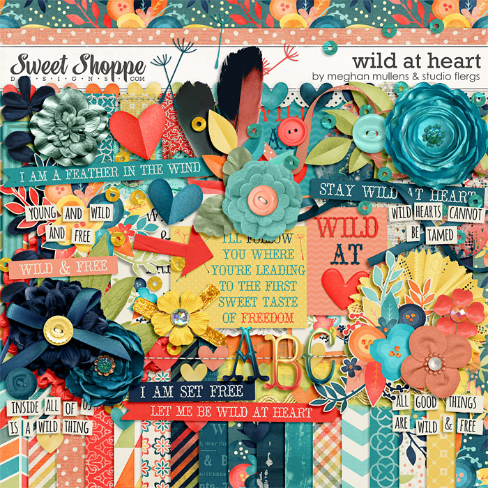 Wild At Heart by Studio Flergs and Meghan Mullens