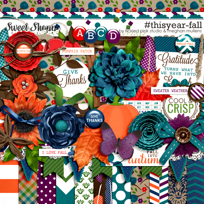 #thisyear-Fall by Meghan Mullens & Tickled Pink Studio