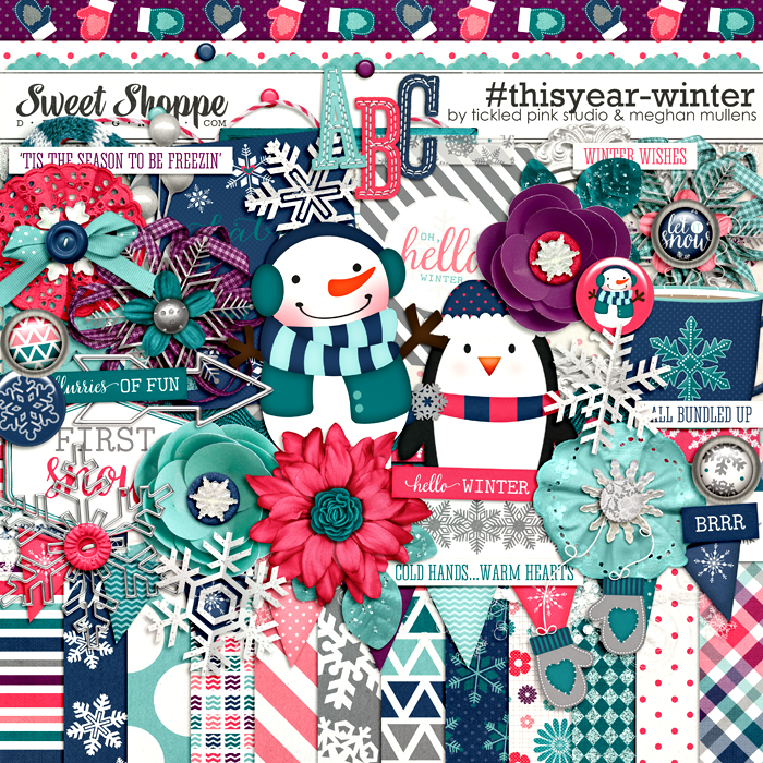 #thisyear-Winter by Meghan Mullens & Tickled Pink Studio