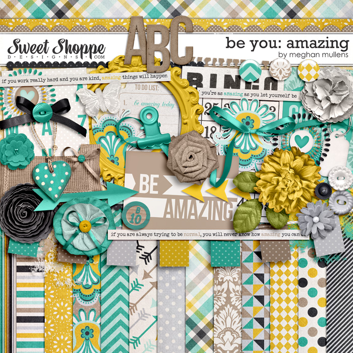 Be You: Amazing by Meghan Mullens