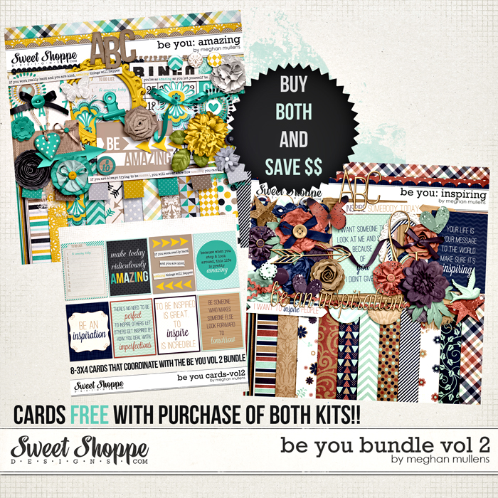 Be You Bundle Vol 2 by Meghan Mullens