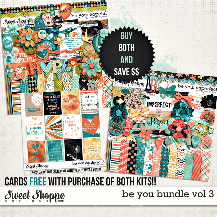 Be You Bundle Vol 3 by Meghan Mullens