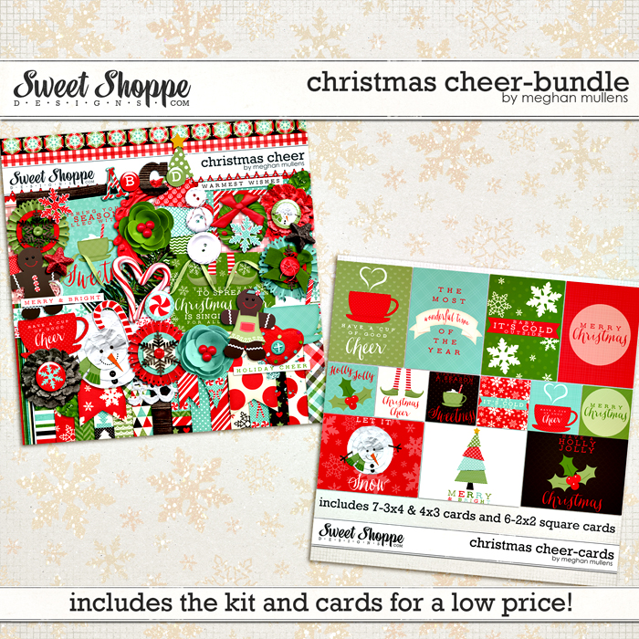 Christmas Cheer-Bundle by Meghan Mullens