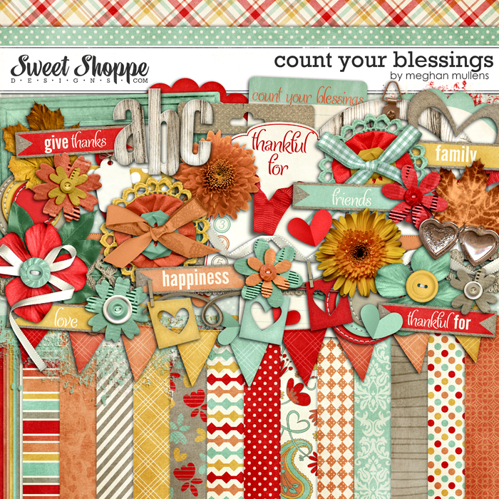 Count Your Blessings by Meghan Mullens