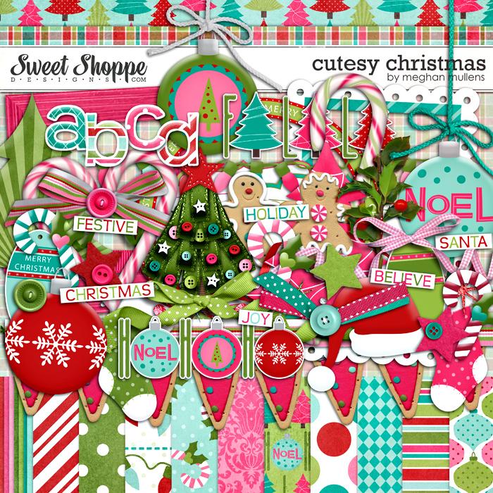 Cutesy Christmas by Meghan Mullens
