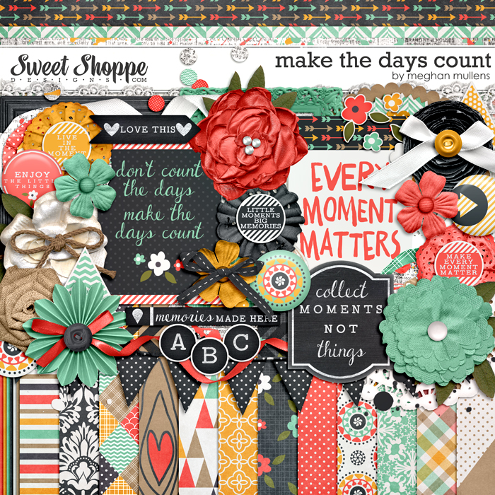 Make The Days Count by Meghan Mullens