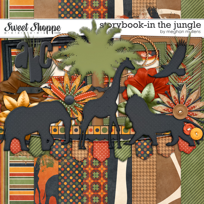 Storybook Collection- In The Jungle