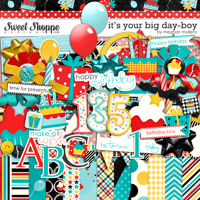 It's Your Big Day-Boy by Meghan Mullens