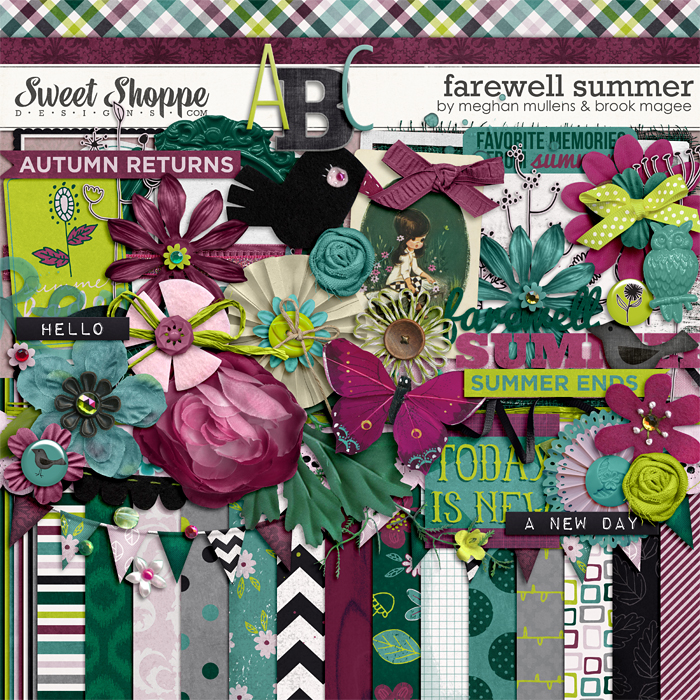 Farewell Summer by Meghan Mullens & Brook Magee