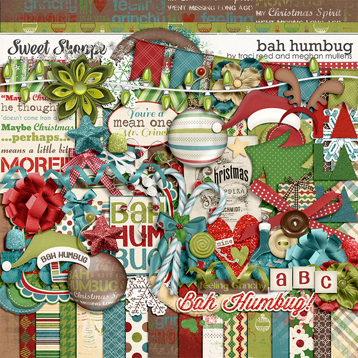 Christmas Classics- Bah Humbug by Traci Reed and Meghan Mullens