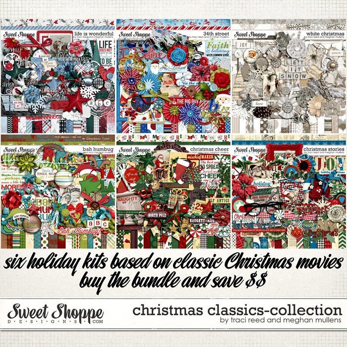 Christmas Classics Collection by Traci Reed and Meghan Mullens
