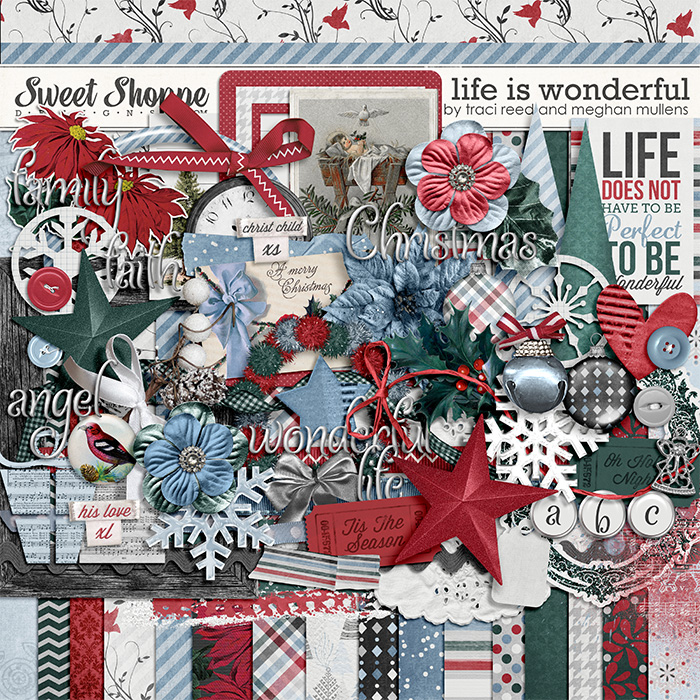 Christmas Classics- Life Is Wonderful by Traci Reed and Meghan Mullens