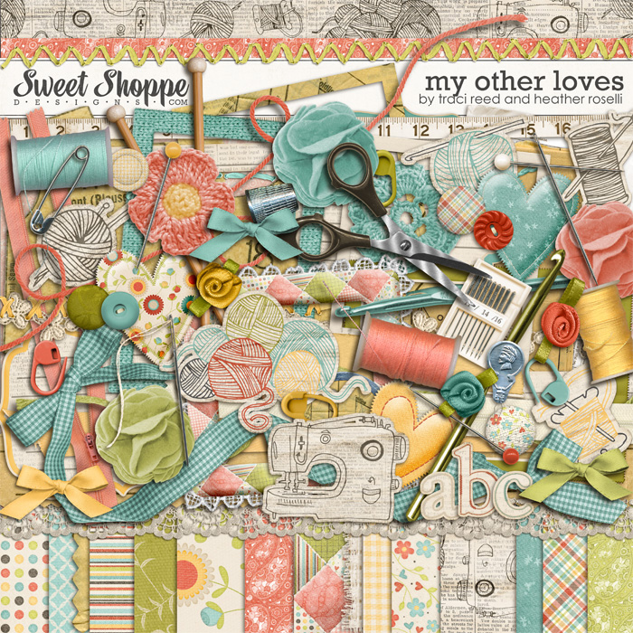 My Other Loves by Traci Reed and Heather Roselli