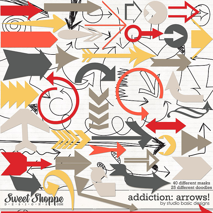 Addiction: Arrows! by Studio Basic