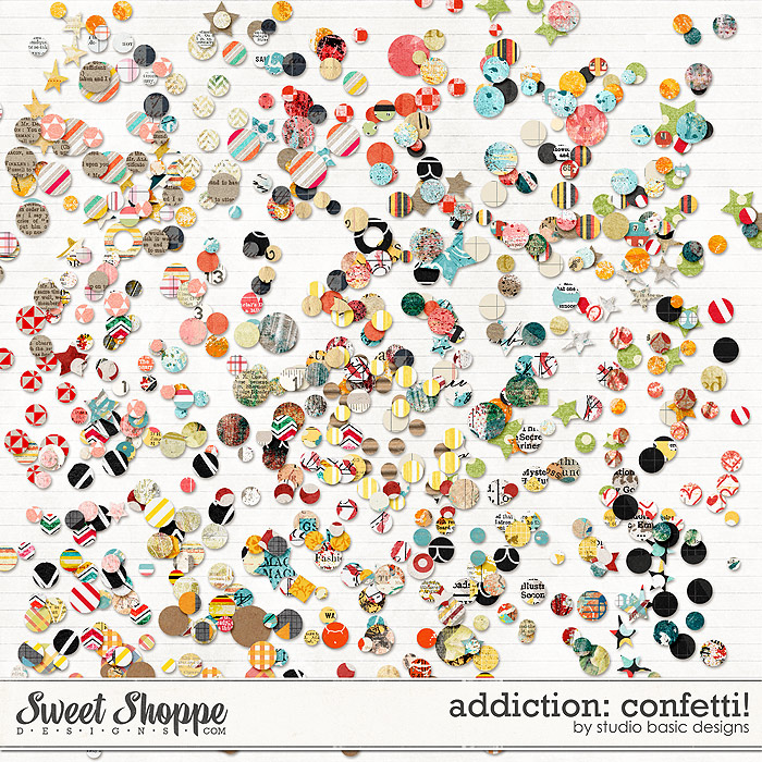 Addiction: Confetti! by Studio Basic