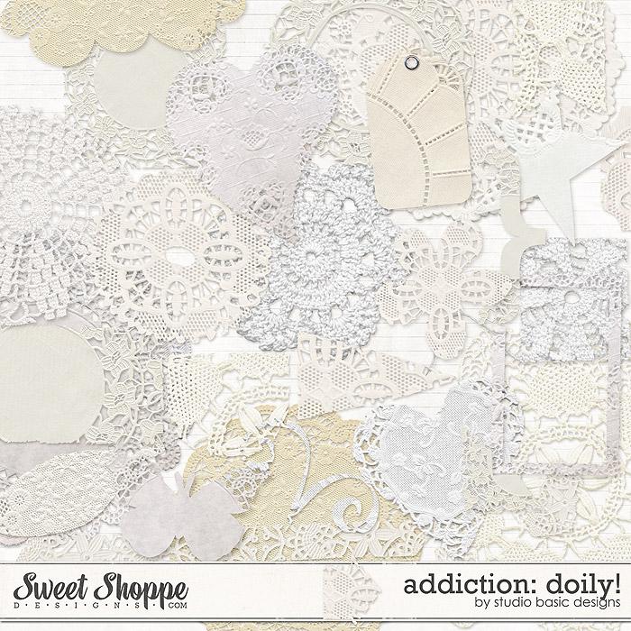 Addiction: Doily! by Studio Basic