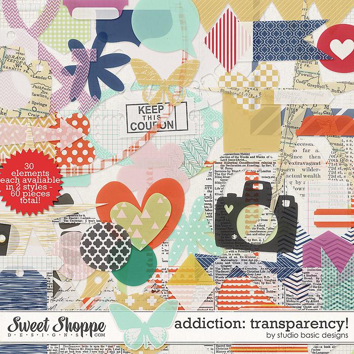 Addiction: Transparency! by Studio Basic