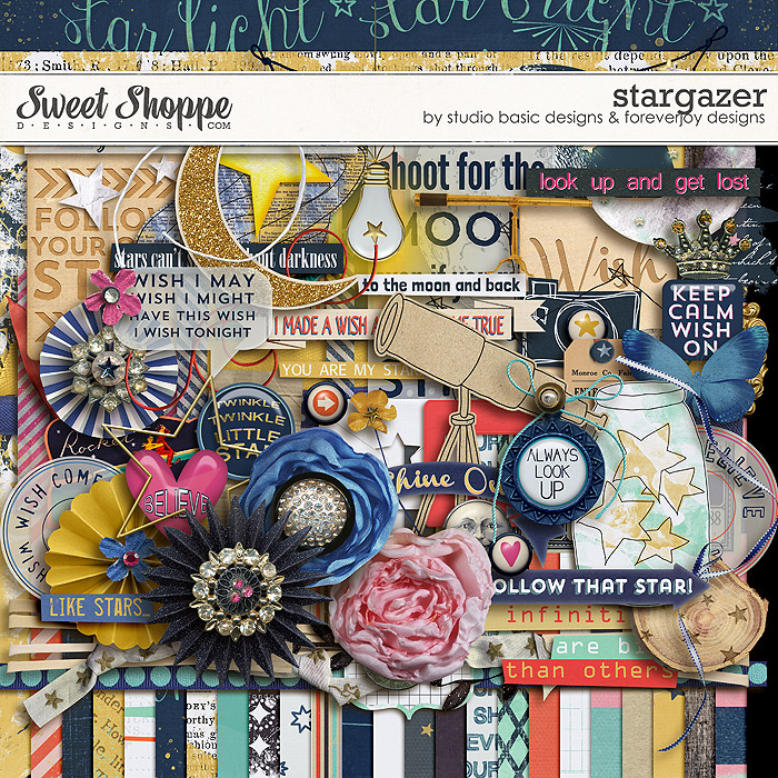 Stargazer by Studio Basic and ForeverJoy Designs