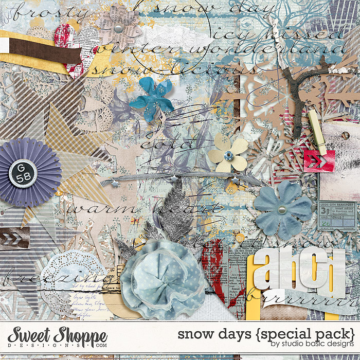 Snow Days {special pack} by Studio Basic