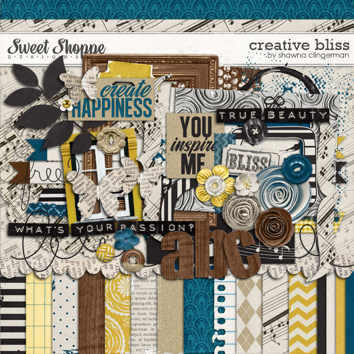 Creative Bliss by Shawna Clingerman