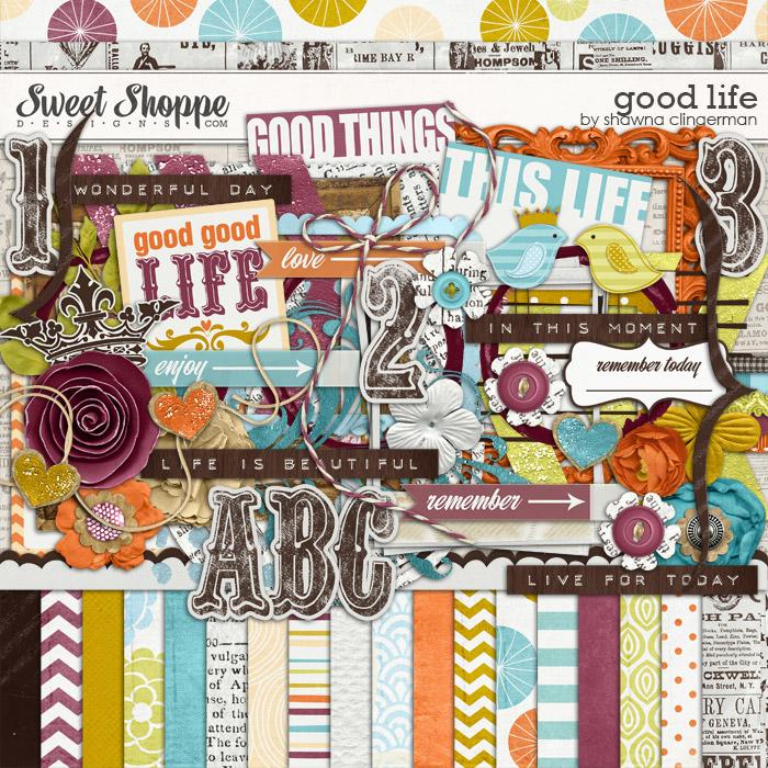 Good Life by Shawna Clingerman