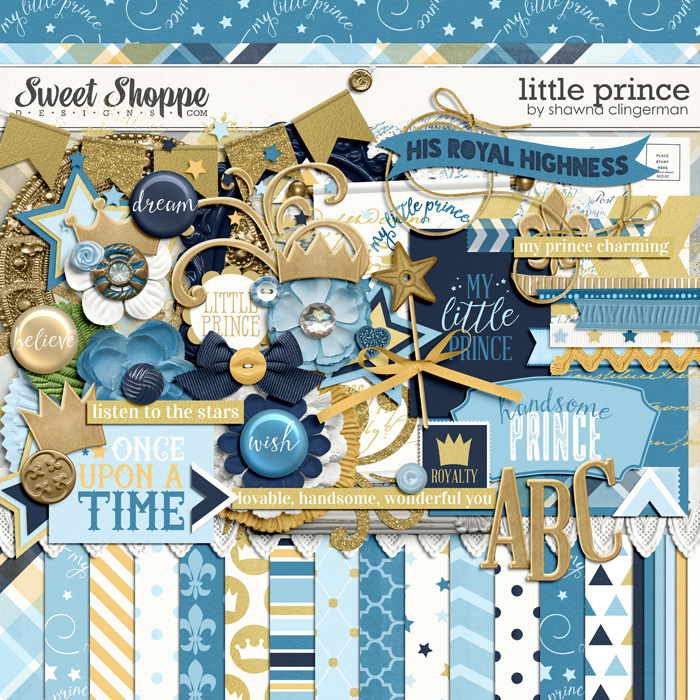 Little Prince by Shawna Clingerman