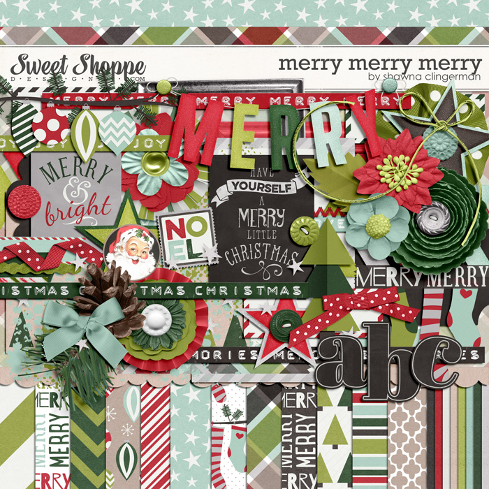 Merry Merry Merry by Shawna Clingerman