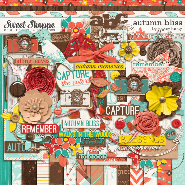 Autumn Bliss by Sugary Fancy