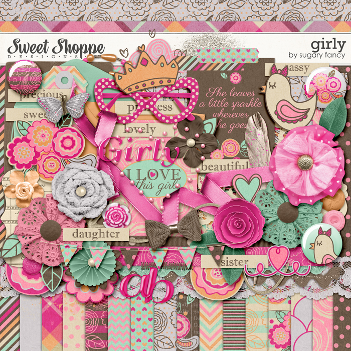 Girly by Sugary Fancy