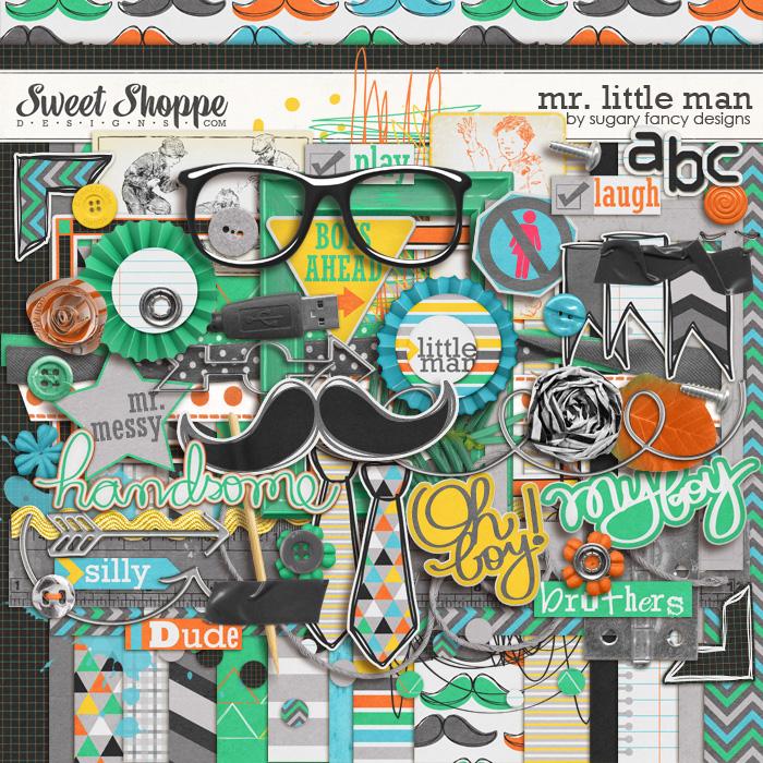 Mr. Little Man by Sugary Fancy