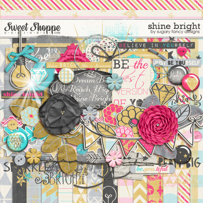 Shine Bright by Sugary Fancy