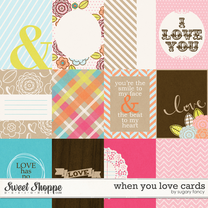 When you Love Cards by Sugary Fancy