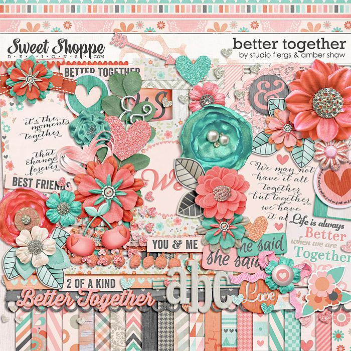 Better Together by Studio Flergs & Amber Shaw