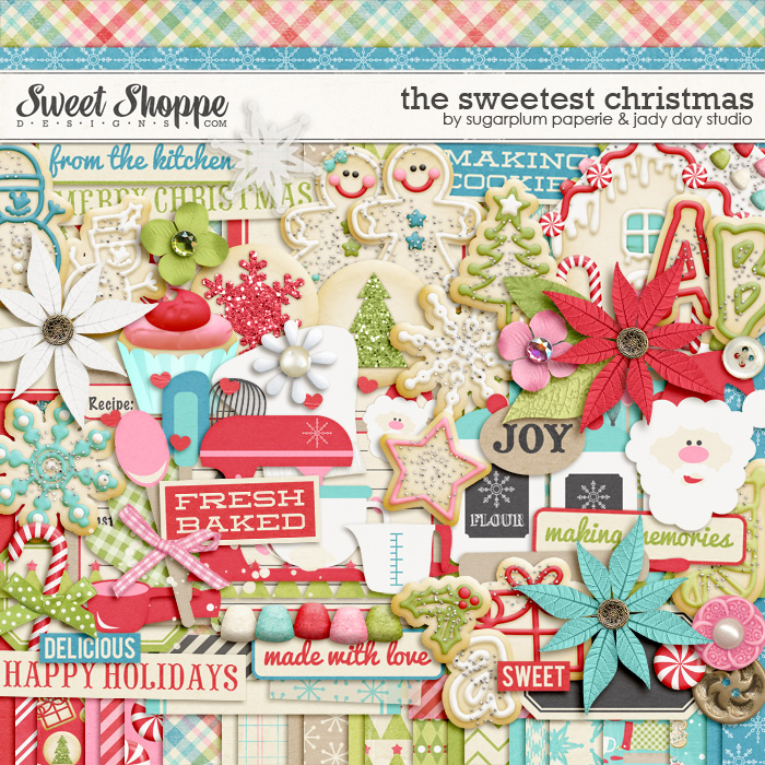 Sweetest Christmas by Sugarplum Paperie and Jady Day Studio